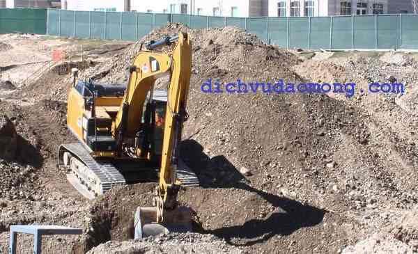 chuyên nhận đào móng nhà tại tphcm