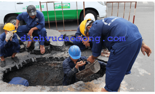 Chuyên nhận đào hầm cầu giá rẻ tại TPHCM