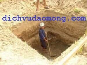 Nhận đào hầm cầu tại Bình Dương