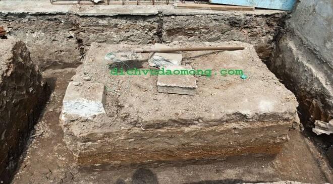 nhận đào móng nhà tại quận gò vấp tphcm