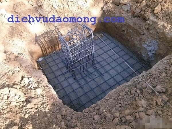 đào móng nhà tại tphcm